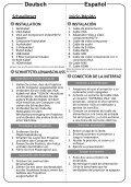 Acer XS-X10 - Guide de démarrage rapide - Page 5