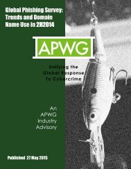 Global Phishing Survey Trends and Domain Name Use in 2H2014