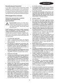 BlackandDecker Multitool- Mt18 - Type 1 - Instruction Manual (la Hongrie) - Page 3