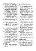 BlackandDecker Multitool- Mt18 - Type 1 - Instruction Manual (la Hongrie) - Page 4