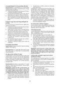BlackandDecker Multitool- Mt18 - Type 1 - Instruction Manual (la Hongrie) - Page 6