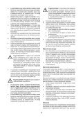 BlackandDecker Multitool- Mfl143 - Type H1 - Instruction Manual (la Hongrie) - Page 6