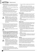 BlackandDecker Multitool- Mfl143 - Type H1 - Instruction Manual (Européen) - Page 6