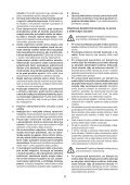 BlackandDecker Multitool- Mfl143 - Type H1 - Instruction Manual (Slovaque) - Page 5