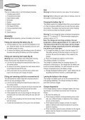 BlackandDecker Multitool- Mt188 - Type 1 - Instruction Manual (Européen) - Page 6