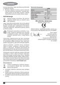 BlackandDecker Laser- Lzr6 - Type 1 - Instruction Manual (Lituanie) - Page 6