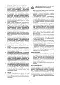 BlackandDecker Multitool- Mt143 - Type H1 - Instruction Manual (la Hongrie) - Page 4