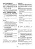 BlackandDecker Multitool- Mt143 - Type H1 - Instruction Manual (Pologne) - Page 7