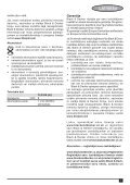 BlackandDecker Detecteur De Fuite Thermique- Tld100 - Type 1 - Instruction Manual (Lettonie) - Page 7