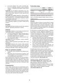 BlackandDecker Gonfleur- Mtnf9 - Type H1 - Instruction Manual (Slovaque) - Page 5