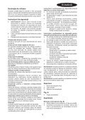 BlackandDecker Capteur- Bds200 - Type 1 - 3 - Instruction Manual (Roumanie) - Page 3