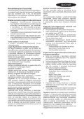 BlackandDecker Capteur- Bds200 - Type 1 - 3 - Instruction Manual (la Hongrie) - Page 3