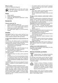 BlackandDecker Capteur- Bds202 - Type 1 - Instruction Manual (Slovaque) - Page 6