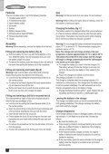 BlackandDecker Perceuse/visseuse- Mtdd6 - Type H1 - Instruction Manual (Européen) - Page 6