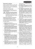 BlackandDecker Pistolet Thermique- Kx1650 - Type 1 - Instruction Manual (Roumanie) - Page 3