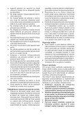 BlackandDecker Pistolet Thermique- Kx1650 - Type 1 - Instruction Manual (Roumanie) - Page 5