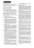 BlackandDecker Pistolet Thermique- Kx1693 - Type 1 - Instruction Manual (Roumanie) - Page 4