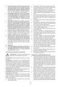 BlackandDecker Pistolet Thermique- Kx1693 - Type 1 - Instruction Manual (Roumanie) - Page 5