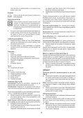 BlackandDecker Pistolet Thermique- Kx1693 - Type 1 - Instruction Manual (Roumanie) - Page 6