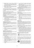 BlackandDecker Pistolet Thermique- Kx1693 - Type 1 - Instruction Manual (Roumanie) - Page 7