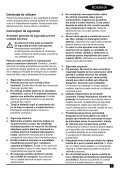 BlackandDecker Pistolet Thermique- Kx2000k - Type 3 - Instruction Manual (Roumanie) - Page 3