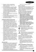 BlackandDecker Pistolet Thermique- Kx2000k - Type 3 - Instruction Manual (Roumanie) - Page 5