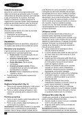 BlackandDecker Pistolet Thermique- Kx2000k - Type 3 - Instruction Manual (Roumanie) - Page 6