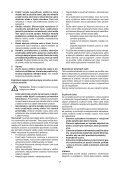 BlackandDecker Toupille- Kw1600e - Type 1 - Instruction Manual (Slovaque) - Page 7
