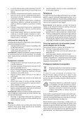 BlackandDecker Pistolet Thermique- Kx2001 - Type 1 - Instruction Manual (Roumanie) - Page 6