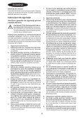 BlackandDecker Toupille- Kw900e - Type 1 - Instruction Manual (Roumanie) - Page 6
