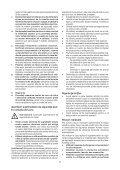 BlackandDecker Toupille- Kw900e - Type 1 - Instruction Manual (Roumanie) - Page 7