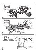 BlackandDecker Workmate- Wm825 - Type 4 - Instruction Manual (Européen) - Page 4