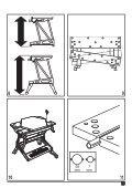 BlackandDecker Workmate- Wm825 - Type 4 - Instruction Manual (Européen) - Page 5