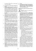BlackandDecker Lime Electroport.- Ka902e - Type 1 - Instruction Manual (la Hongrie) - Page 6