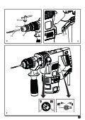 BlackandDecker Marteau Rotatif- Kd1250k - Type 1 - Instruction Manual (Européen) - Page 3