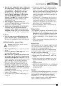 BlackandDecker Marteau Rotatif- Kd1250k - Type 1 - Instruction Manual (Européen) - Page 5