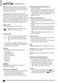 BlackandDecker Marteau Rotatif- Kd1250k - Type 1 - Instruction Manual (Européen) - Page 6