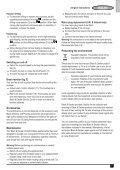 BlackandDecker Marteau Rotatif- Kd1250k - Type 1 - Instruction Manual (Européen) - Page 7