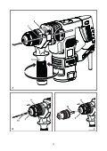 BlackandDecker Marteau Rotatif- Kd1250k - Type 1 - Instruction Manual (Pologne) - Page 2