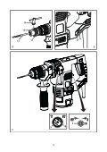 BlackandDecker Marteau Rotatif- Kd1250k - Type 1 - Instruction Manual (Pologne) - Page 3