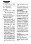 BlackandDecker Marteau Rotatif- Kd1250k - Type 1 - Instruction Manual (Pologne) - Page 4