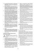 BlackandDecker Marteau Rotatif- Kd1250k - Type 1 - Instruction Manual (Pologne) - Page 5