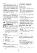 BlackandDecker Marteau Rotatif- Kd1250k - Type 1 - Instruction Manual (Pologne) - Page 6