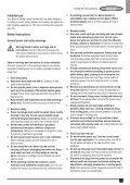 BlackandDecker Marteau Perf Rotatif- Kd750 - Type 1 - Instruction Manual (Européen) - Page 3