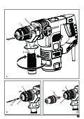 BlackandDecker Marteau Rotatif- Kd1250k - Type 1 - Instruction Manual (Balkans) - Page 3