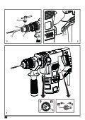 BlackandDecker Marteau Rotatif- Kd1250k - Type 1 - Instruction Manual (Balkans) - Page 4