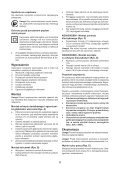 BlackandDecker Marteau Rotatif- Kd985 - Type 2 - Instruction Manual (Pologne) - Page 6