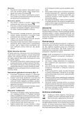 BlackandDecker Marteau Rotatif- Kd985 - Type 2 - Instruction Manual (Pologne) - Page 7