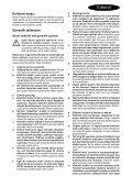 BlackandDecker Marteau Perf Rotatif- Kd750 - Type 1 - Instruction Manual (Turque) - Page 3