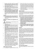 BlackandDecker Marteau Perf Rotatif- Kd750 - Type 1 - Instruction Manual (Turque) - Page 4